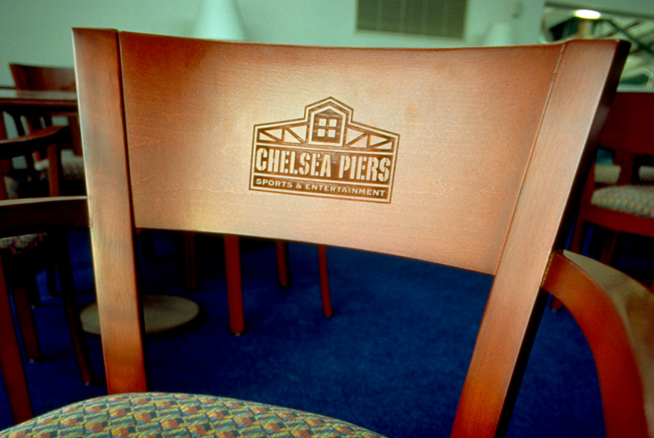 Chelsea Piers chair details