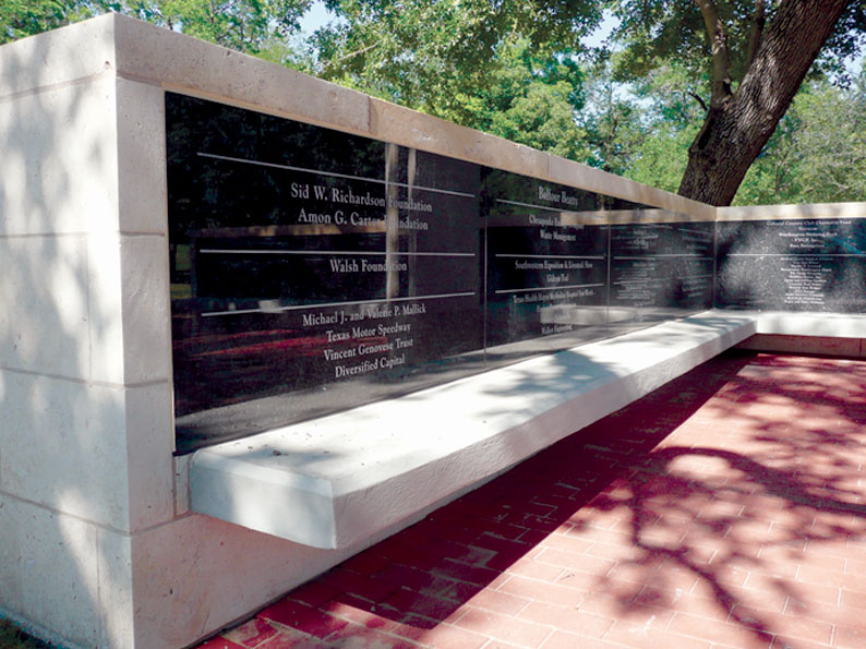 Fort Worth Fire and Police Memorial