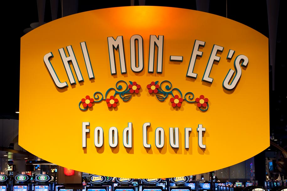 Firekeepers Chi Mon Ees Food court