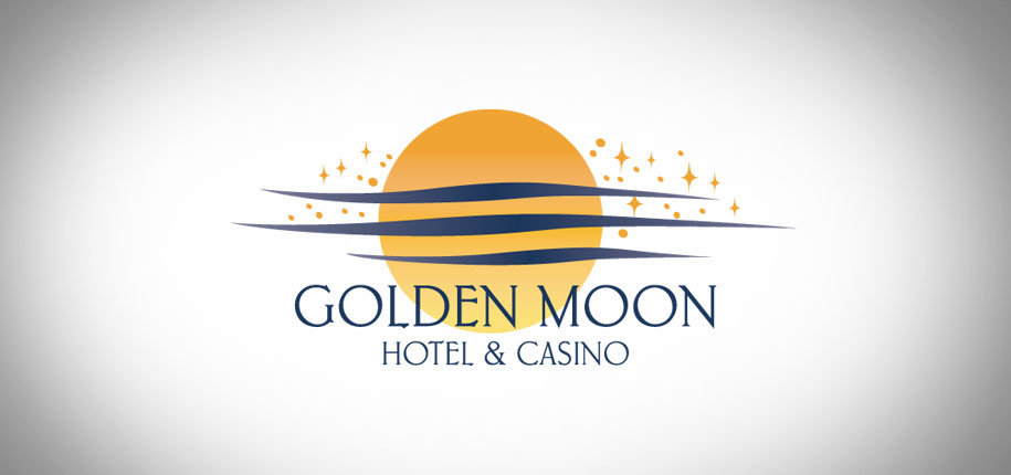 Golden Moon Hotel and Casino Logo