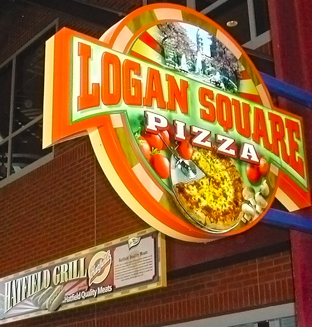 Citizens Bank Park logans square pizza